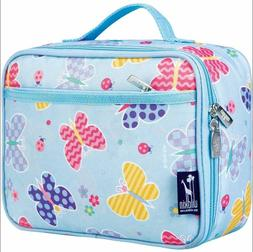 Olive Kids Butterfly Garden Lunch Box insulated for school o