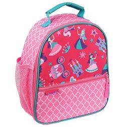 Stephen Joseph All Over Princess Printed Lunch Box with Fron