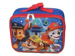 Paw Patrol Boys Insulated Lunch Box School Tote Bag Food Coo