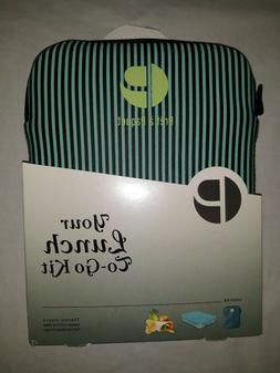 Life Story Plastic Divided Compartment Lunch Box Container w