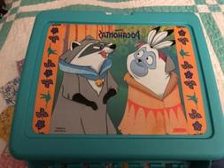 pocahontas disney lunch box percy dog meeko
