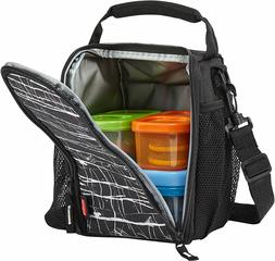 NEW Portable Lunch Box Bag Hot Cold Insulated Thermal Cooler
