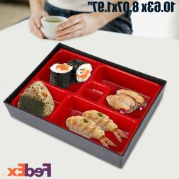 Portable Lunch Boxes Bento Food Container Japanese Style Sto