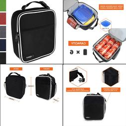 Premium Thermal Insulated Mini Lunch Bag by OPUX | For Boys