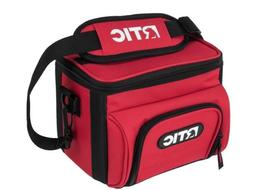 RTIC 6 Can Day Cooler Soft Pack 24 Hours Cold Lunch Box New