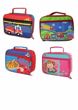 Stephen Joseph School Lunch Boxes for Kids CHOOSE YOUR PATTE