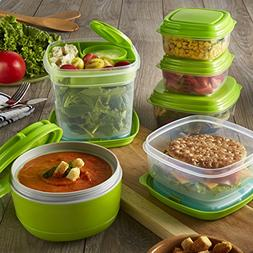 selects healthy lunch set
