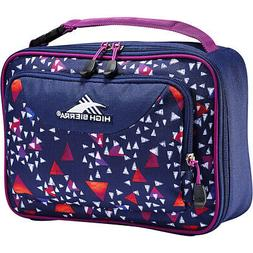 High Sierra Single Compartment Lunch Bag 28 Colors Travel Co