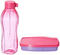 Tupperware Small Slimlunch Aquasafe Bottle, 500 ml