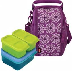 small lunch bag blox set blue ice