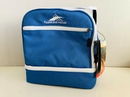 stacked compartment lunch bag travel cooler new