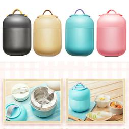 Stainless Steel Insulated Food Jar Vacuum Flask for Kids 700