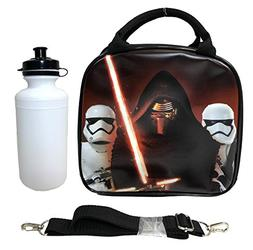 Disney Star Wars Black Kylos & Storm Trooper Lunch Bag with
