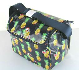Vera Bradley Stay Cooler Toucan Party Insulated Lunch Box Fo