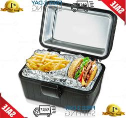 Stove Oven 12V Car Microwave Lunch Box Portable Kit Camping