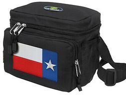Texas Flag Lunch Box Cooler Bag BEST Lunchboxes WELL MADE!