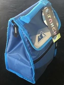 Arctic Zone Thermal Insulated Lunch Box Tote w/ BPA Free Con