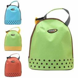 Thermal Picnic Cooler Insulated Lunch Bag Kid School Travel