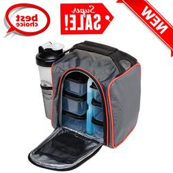 travel food storage container lunch box bag