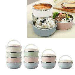 Travel Lunch Box Accessories Stainless Steel Food Container