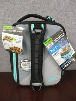 Ultra by Arctic Zone Expandable Lunch Box with 2 Ice Walls C
