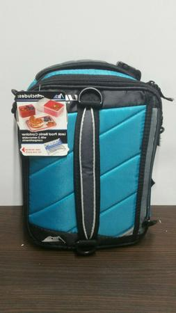 Ultra by Arctic Zone Expandable Lunch Box with 2 Ice Walls -