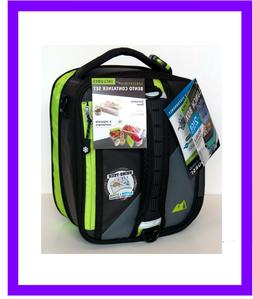 Ultra Arctic Zone Expandable Bento Lunch Box Insulated Coole
