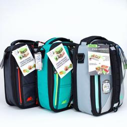 Ultra Arctic Zone Expandable Lunch Box w/2 Ice Walls Bento C