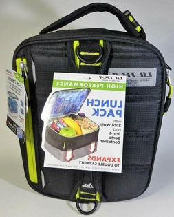 Arctic Zone Ultra High Performance Lunch Pack 2 Ice Walls &