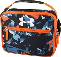 Under Armour Lunch Box Orange Fracture PVC-free Polyester an