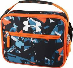 Under Armour Lunch Box, Orange Fracture