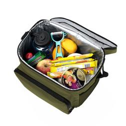 US Portable Lunch Box Insulated Thermal Cooler Bento Picnic