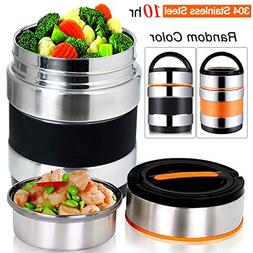 vacuum insulated lunch keep food