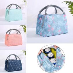 waterproof lunch bag for women kids men lunch box bag canvas