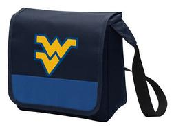 WVU Lunch Tote Bag Cooler Lunchbox Bags WEST VIRGINIA UNIVER
